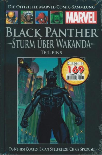 Hachette Marvel 169 - Black Panther Teil 1, Panini