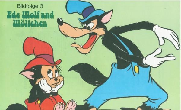 Micky Maus - Bildfolge 3 (Z0), Ehapa
