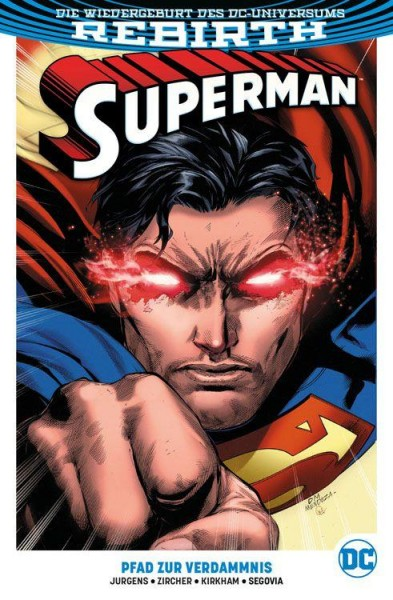 Superman Rebirth Paperback 1, Panini