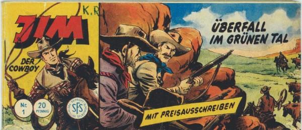 Jim der Cowboy 1 (Z2, SZ, SM), Lehning