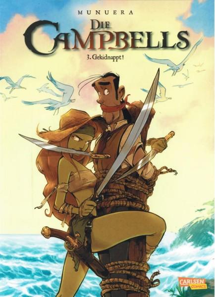 Die Campbells 3, Carlsen