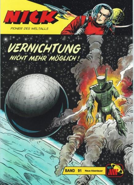 Nick - Neue Abenteuer 91, Mohlberg