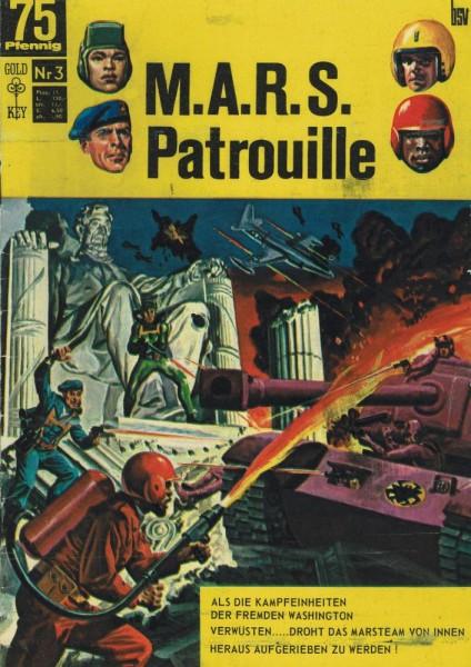 M.A.R.S. Patrouille 3 (Z1-2), bsv