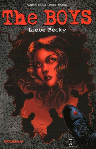 The Boys - Liebe Becky ..., Panini
