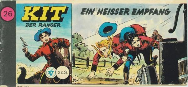 Kit der Ranger 26 (Z1-2), Lehning