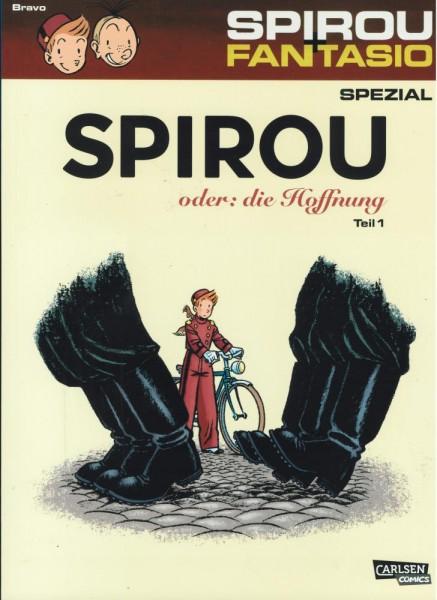 Spirou + Fantasio Spezial 26, Carlsen