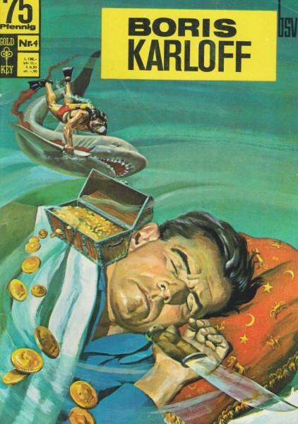 Boris Karloff 4 (Z1-), bsv