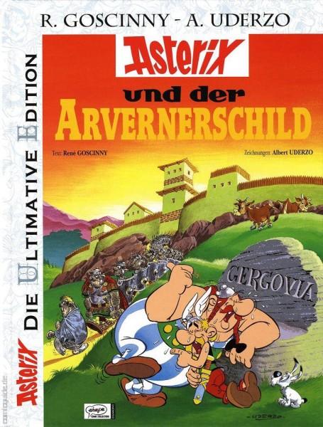 Die ultimative Asterix Edition 11, Ehapa