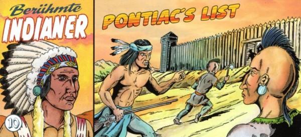 Berühmte Indianer 10, Wildfeuer
