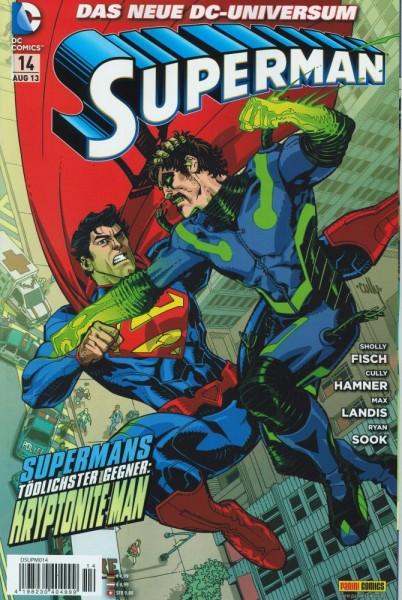 Superman 14, Panini