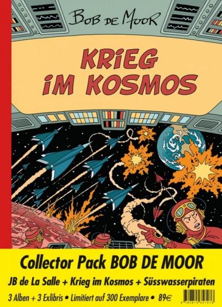 Collector Pack Bob de Moor, BD Must