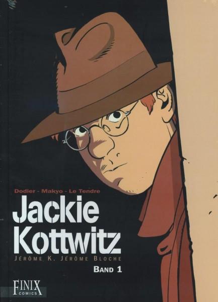 Jackie Kottwitz Gesamtausgabe 1, Finix