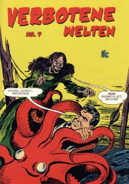 Verbotene Welten 7, ilovecomics Verlag