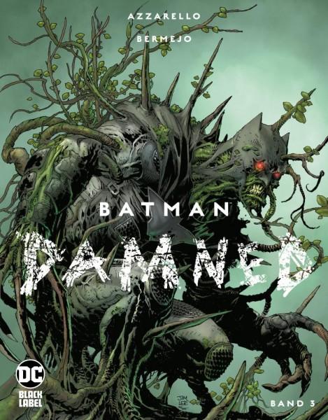 Batman - Damned 3 (Variant-Cover), Panini