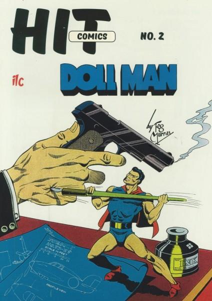 Hit Comics 2, ilovecomics Verlag