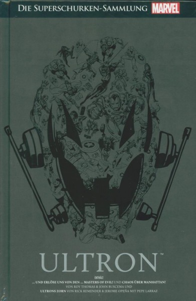 Hachette Premium 5 - Ultron, Panini