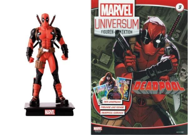 Marvel Universum Figuren-Kollektion 3 - Deadpool, Panini