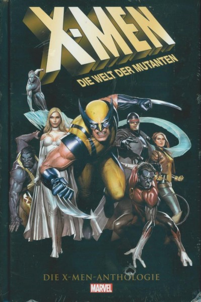 X-Men Anthologie, Panini