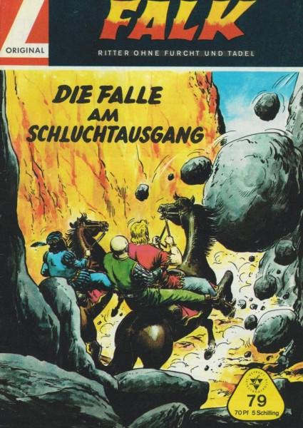 Falk Gb 79 (Z1), Lehning