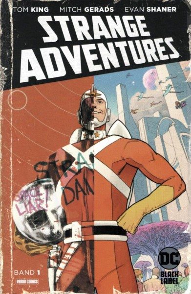 Strange Adventures 1, Panini