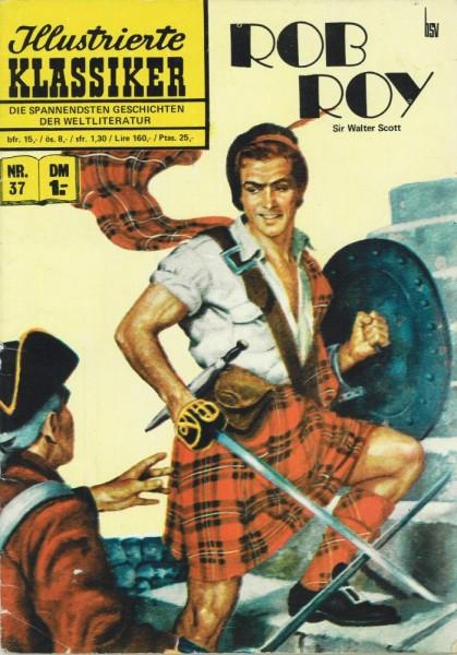 Illustrierte Klassiker 37 (Z0-1 GL), bsv