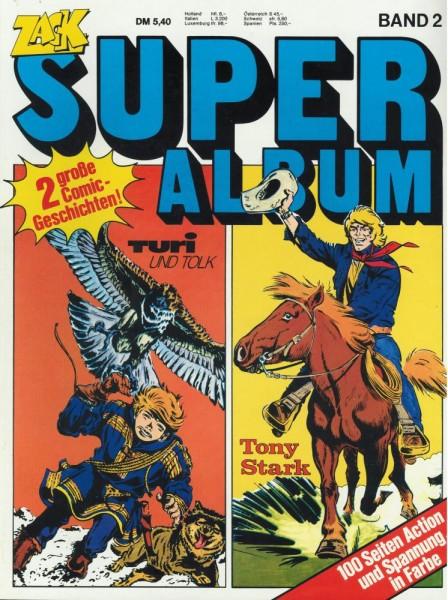 Zack Super Album 2 (Z1-), Koralle