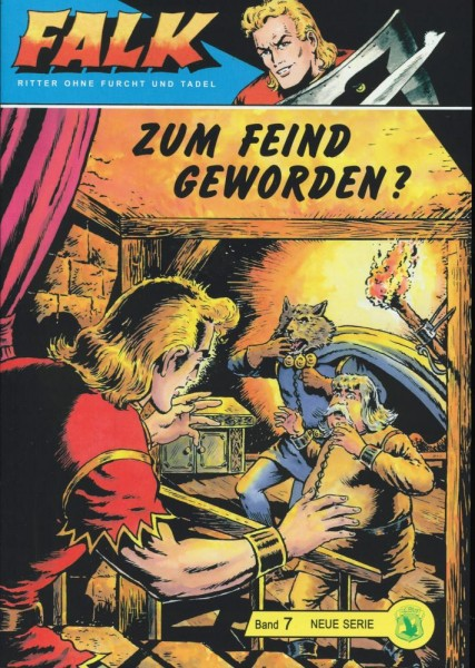 Falk Gb - Neue Serie 7, Ingraban Ewald