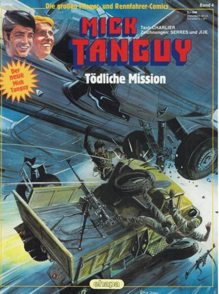 Die großen Flieger- und Rennfahrer-Comics 4 (Z1), Ehapa