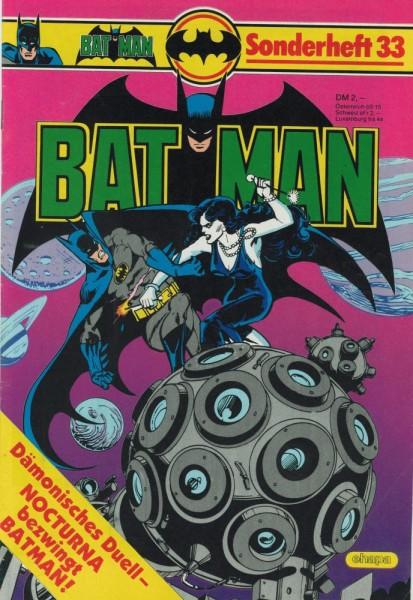 Batman Sonderheft 33 (Z1), Ehapa