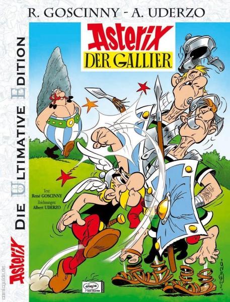 Die ultimative Asterix Edition 1, Ehapa