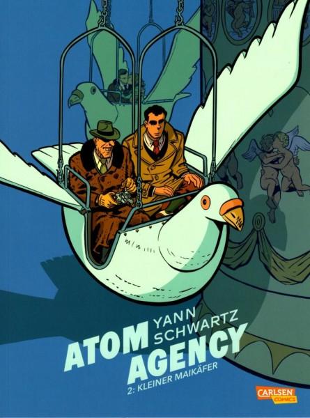 Atom Agency 2, Carlsen