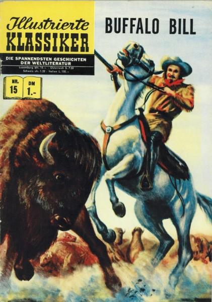 Illustrierte Klassiker 15 (Z1-2 HLN138), bsv