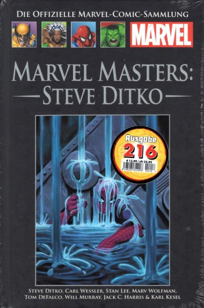 Hachette Marvel 216 - Marvel Masters: Steve Ditko, Panini