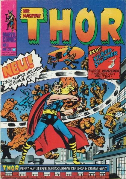 Thor 1 (Z1), Williams