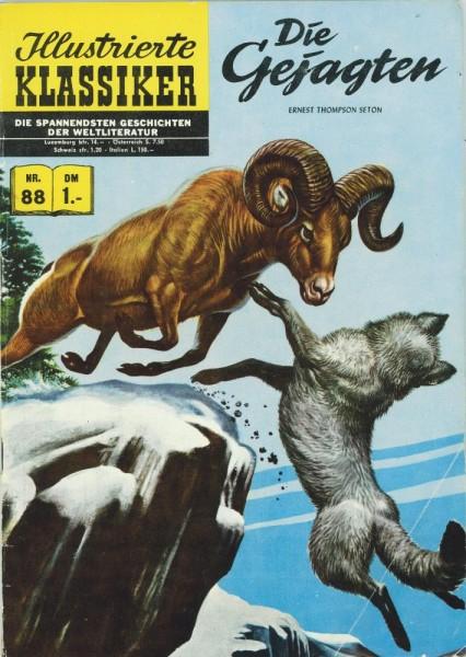 Illustrierte Klassiker 88 (Z1-2 HLN138), bsv