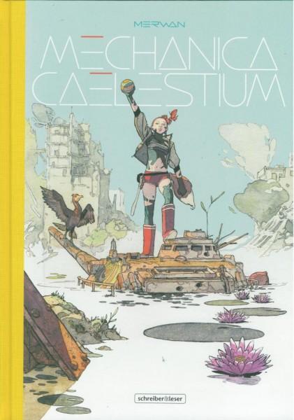 Mechanica Caelestium, schreiber&leser