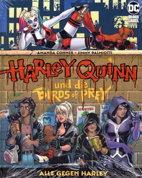 Harley Quinn und die Birds of Prey - Alle gegen Harley, Panini