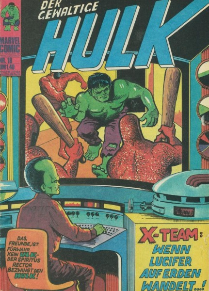 Hulk 18 (Z1-2), Williams