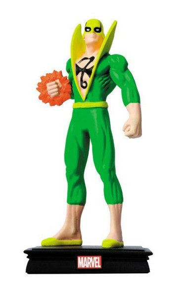 Marvel Universum Figuren-Kollektion 44 - Iron Fist, Panini