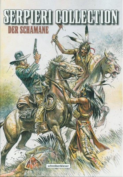 Serpieri Collection Western 2, schreiber&leser