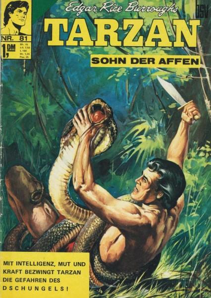 Tarzan 81 (Z2), bsv