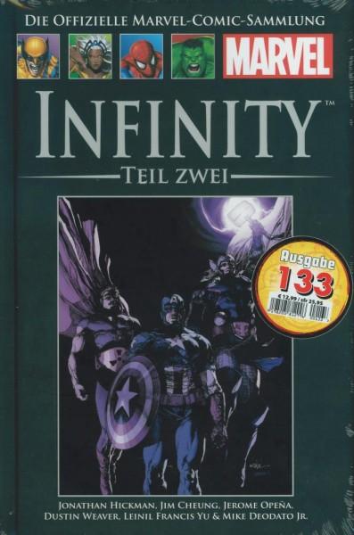 Hachette Marvel 133 - Infinity Teil 2, Panini