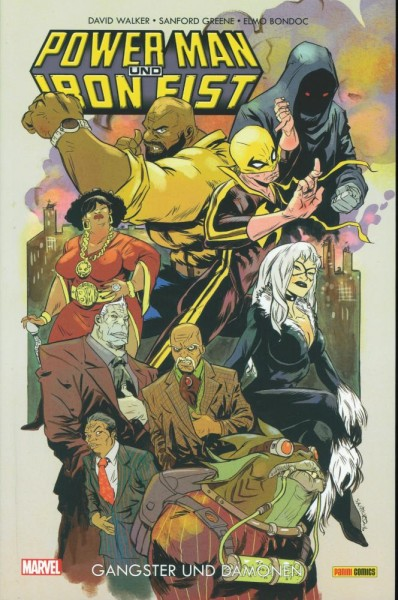 Power Man & Iron Fist 3, Panini