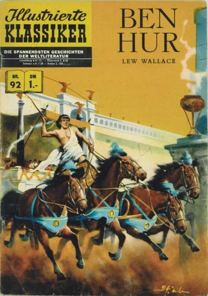 Illustrierte Klassiker 92 (Z2- HLN88), bsv