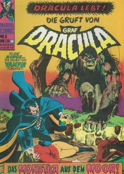 Die Gruft von Graf Dracula 6 (Z1-), Williams
