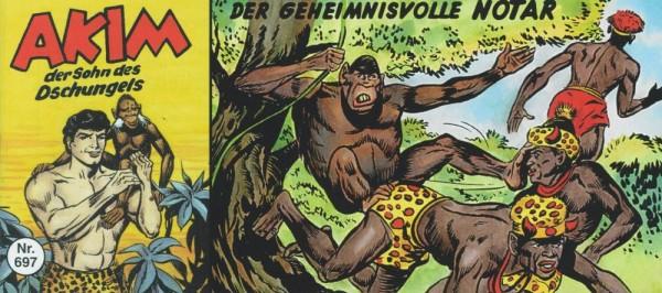 Akim 697-699, Nostalgiker Verlag
