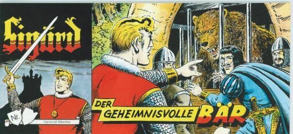 Sigurd Piccolo, Der geheimnisvolle Bär (Z0, Köln-Ausgabe), Hethke
