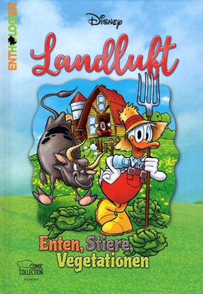 Enthologien 51 - Landluft - Enten, Stiere, Vegetationen, Ehapa