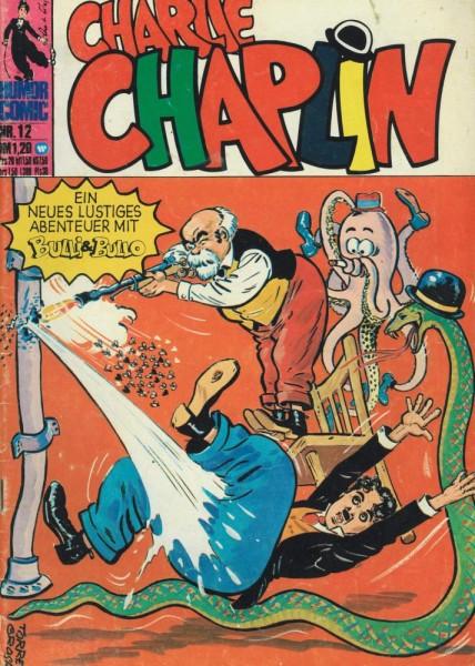 Charlie Chaplin 12 (Z1-2), bsv