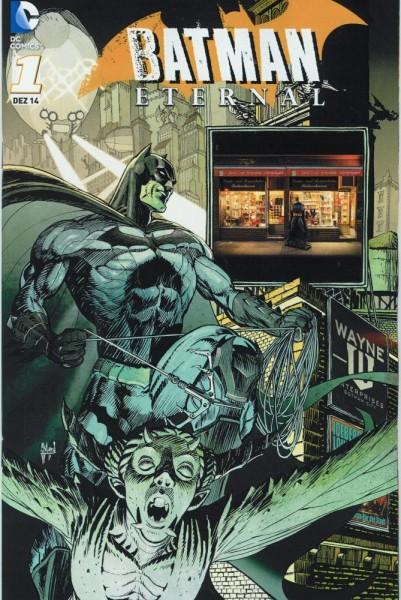 Batman Eternal 1 Variant Cover Edition, Panini